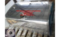 Бак топливный 400 литров алюминиевый F для самосвалов фото Кострома