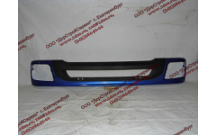 Бампер FN3 синий самосвал для самосвалов фото Кострома