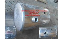 Бак топливный 380литров круглый H2/H3 фото Кострома