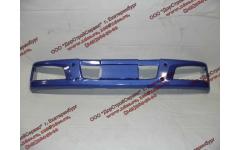 Бампер F синий металлический для самосвалов фото Кострома