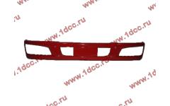 Бампер F красный пластиковый для самосвалов фото Кострома