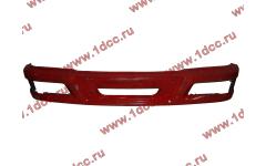 Бампер FN2 красный самосвал для самосвалов фото Кострома
