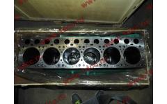 Блок цилиндров двигатель WD615 CDM фото Кострома